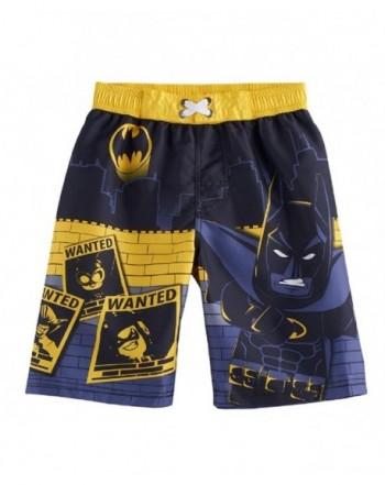 DC Comics Boys Batman Trunks