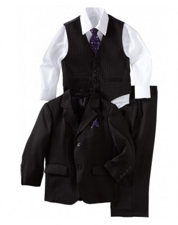 Joey Couture Little Boys Pinstripe