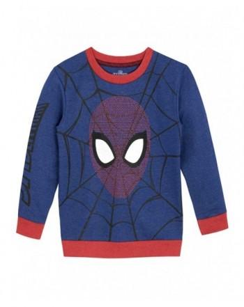 Spiderman Boys Spider Man Sweatshirt