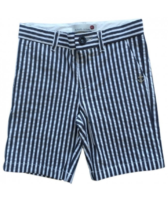 Hitch Hiker Monnalisa Little Striped Shorts
