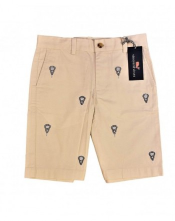 Vineyard Vines Embroidered Breaker Shorts