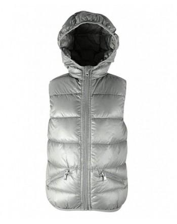 American Trends Packable Windproof Waistcoat