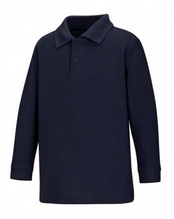 CLASSROOM Little Uniform Sleeve Pique