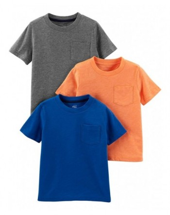 Simple Joys Carters Toddler Short Sleeve