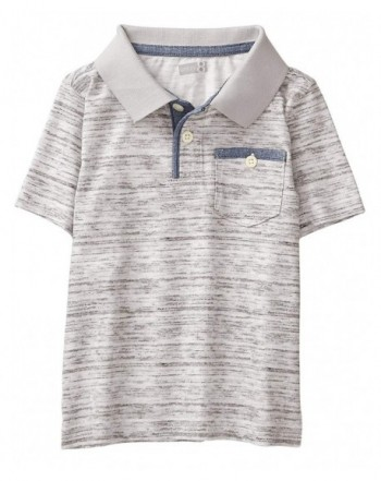 Crazy Toddler Short Sleeve Marled