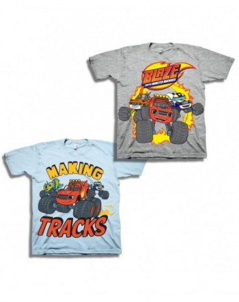 Blaze Monster Machines Shirt T Shirts