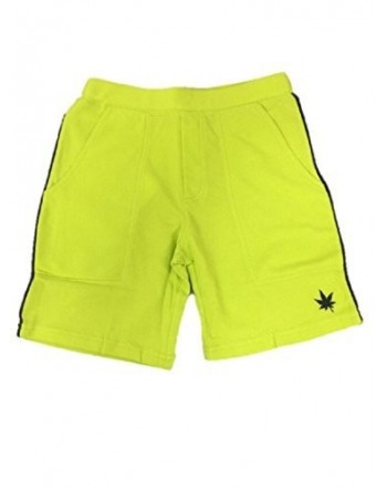Boast Youth Green Tennis Shorts