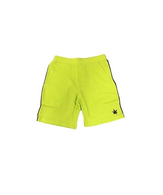 Boast Youth Green Tennis Shorts