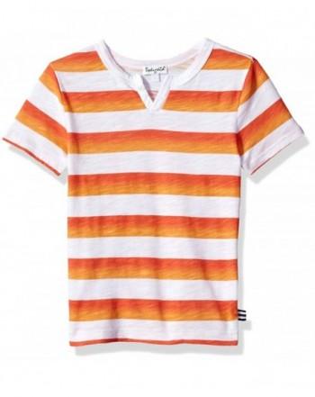 Splendid Boys Ombre Printed Stripe