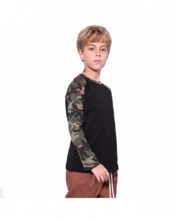 Cheap Real Boys' Tops & Tees Wholesale