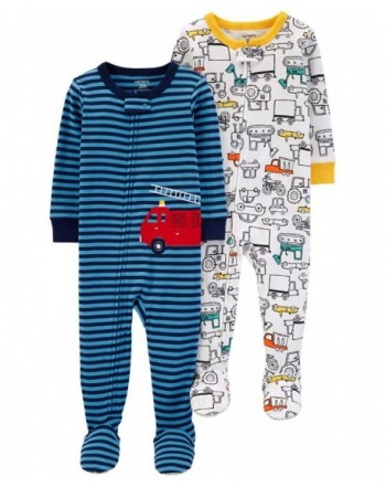 Carters Toddler 2 Pack Cotton Pajamas