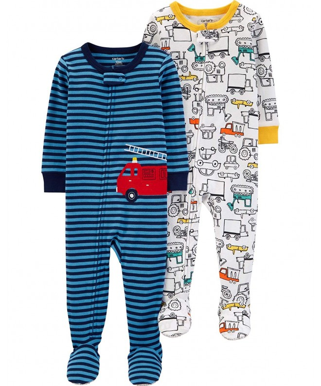 Carters Toddler 2 Pack Cotton Pajamas