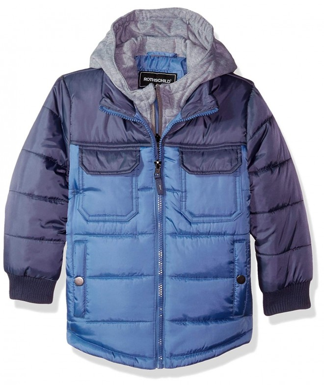 Rothschild Toddler Boys Jacket Fleece
