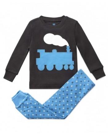 Bluenido Pajamas Vehicle Cotton 12m 8y
