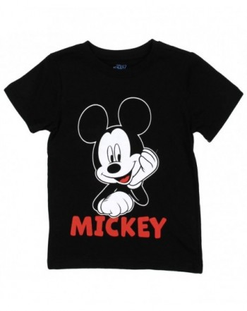 Mickey Mouse Toddler Little Sleeve