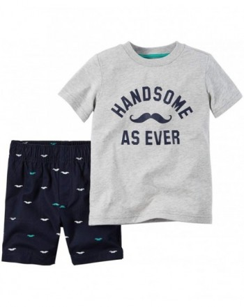 Carters Boys Playwear Sets 249g111