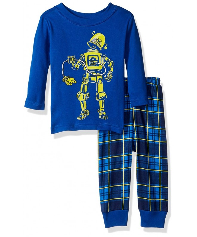 Crazy Big Robot Tight fit Sleepwear