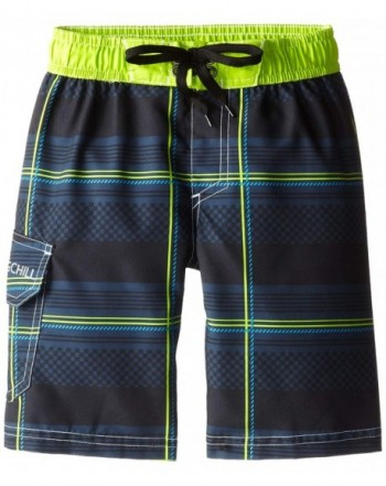 Big Chill Little Plaid Short