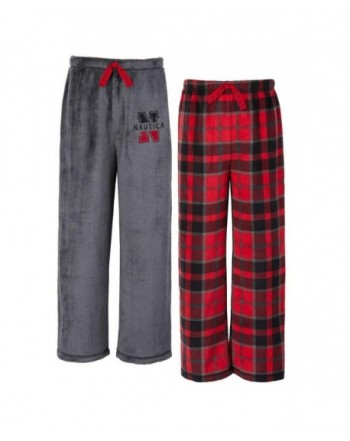 Nautica Boys 2 Pack Sleep Pants