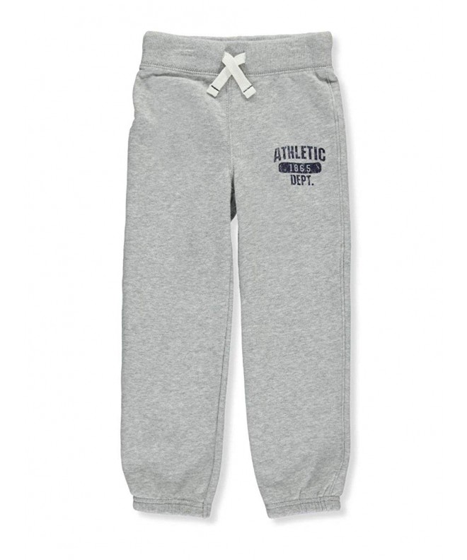 Carters Boys Basic Fleece Pants