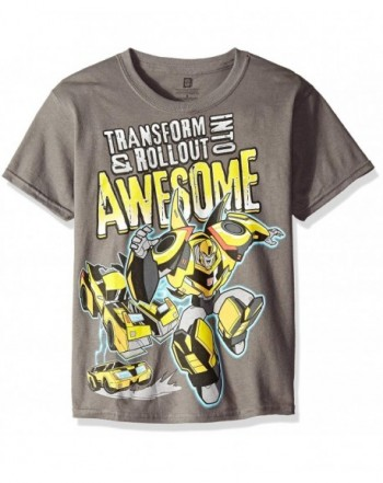 Transformers Bumblebee Trasform Awesome T Shirt