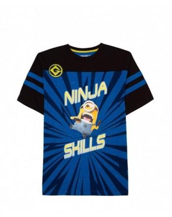 Despicable Me Skills Football T Shirt