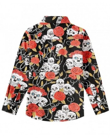 Cheap Real Boys' Button-Down Shirts Wholesale
