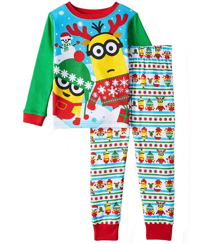 Despicable Me Toddler Christmas Holiday