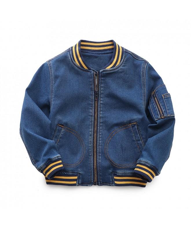 Abalacoco Classic Jacket Pockets Outwear