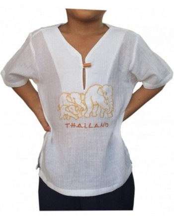 PJ Sleeves Elephant Pattern Renaissance