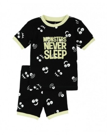 Petit Lem Little Monsters Pajama