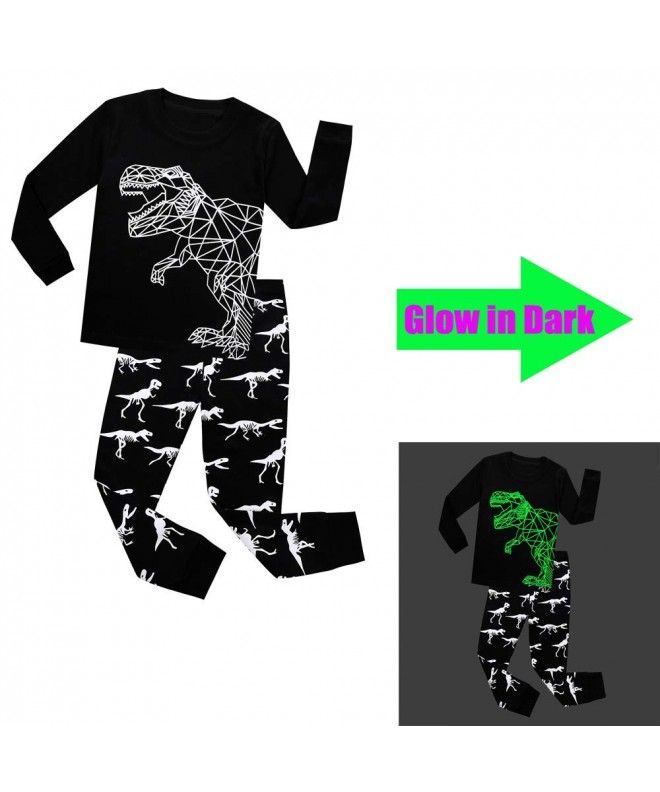TinaLuLing Children Pajamas Todder Clothes