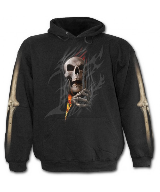 Spiral Boys Death RE Ripped Hoody