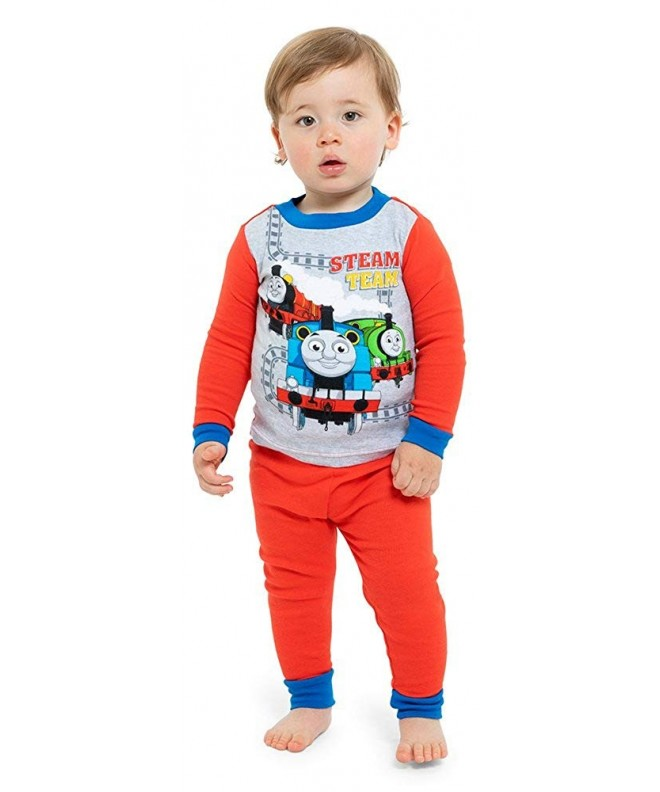 Thomas Friends 4 Piece Cotton Pajama