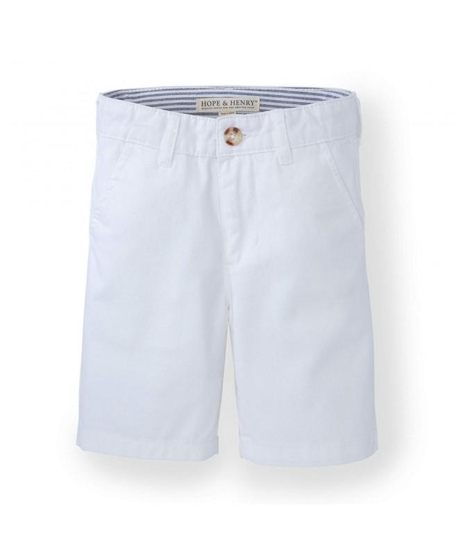 Hope Henry Shorts Organic Cotton
