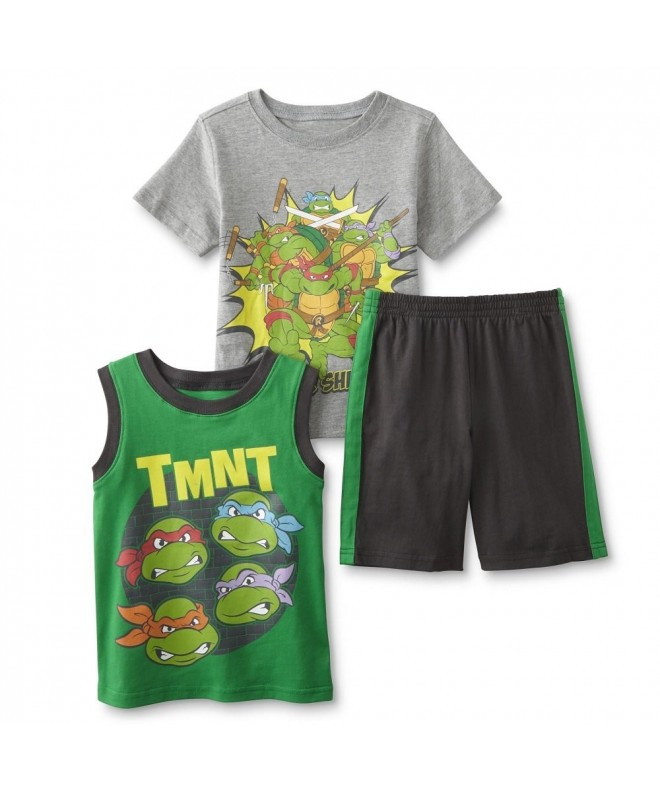 Nickelodeon Teenage Mutant Turtles 3 piece