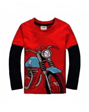 Coralup Little Cotton T Shirts Months 7