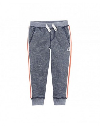 Carters Boys 2T 8 Textured Sweatpants