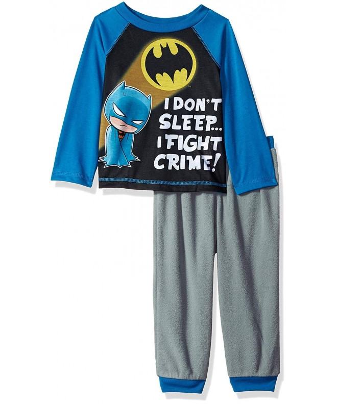 DC Comics Batman 2 Piece Fleece