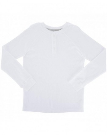 French Toast Sleeve Thermal Raglan