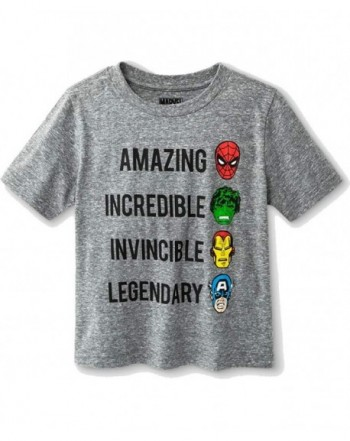 Toddler Boys Marvels Avengers T Shirt
