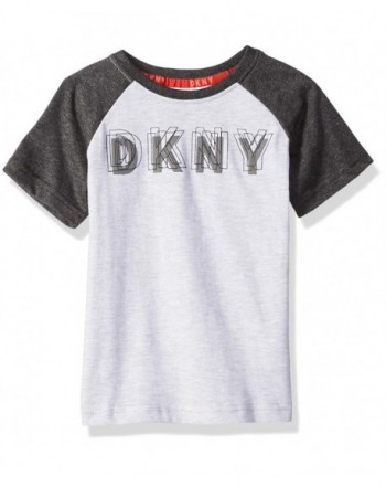 DKNY Short Raglan Sleeve T Shirt