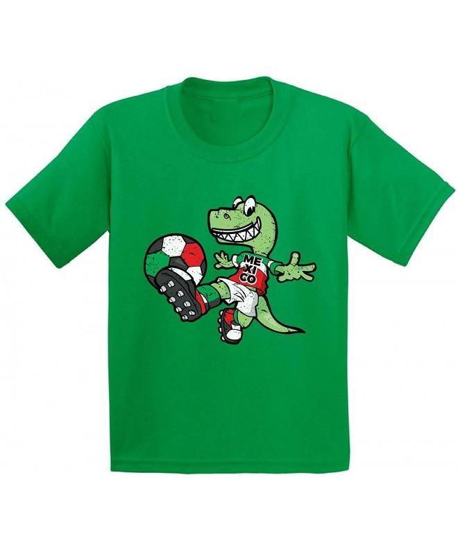 Awkward Styles Mexico Soccer Dinosaur