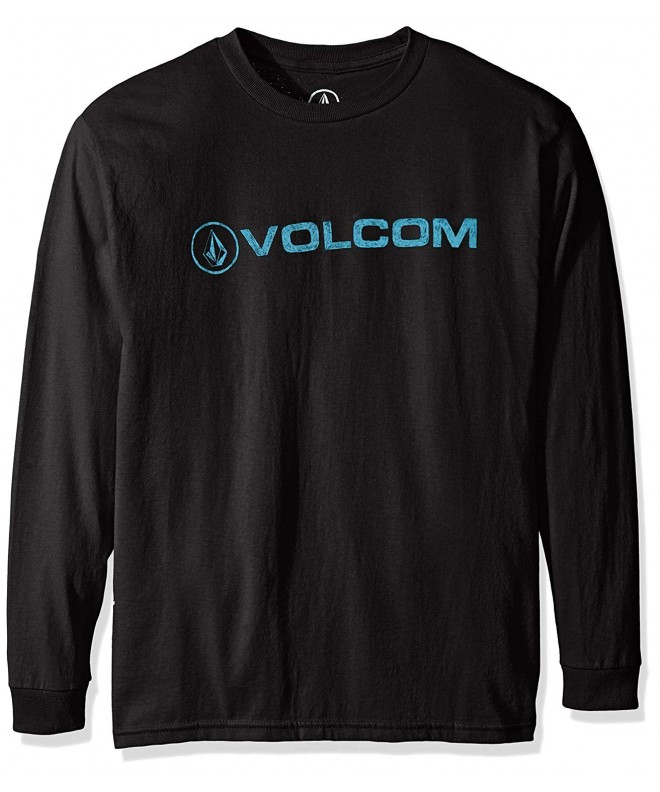 Volcom Stone T Shirts Black Medium