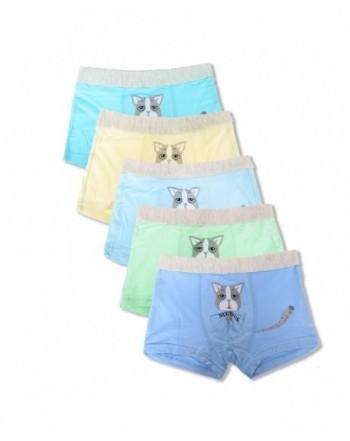Shuning Little Underwear Boyshort Pack