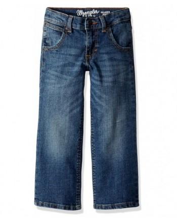 Wrangler Little Boys Relaxed Jeans