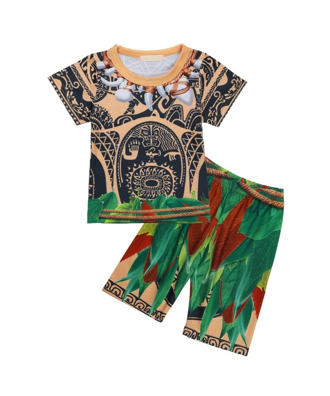 iEFiEL Cartoon Printed Pyjamas Sleepwear