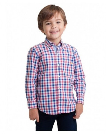 Designer Boys' Button-Down & Dress Shirts Outlet Online