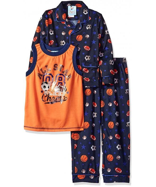 Bunz Kidz Boys All Star Pajama