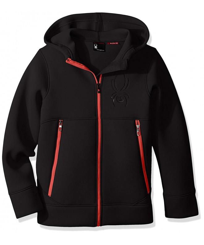 Spyder Boys Orbit Fleece Jacket